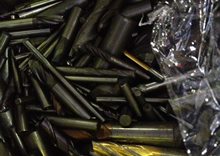 Tungsten-containing scrap, recycling expensive purchase, tungsten